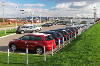 sälja bil till bilhandlare ägarbyte