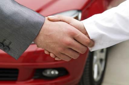 Bilköp handlare