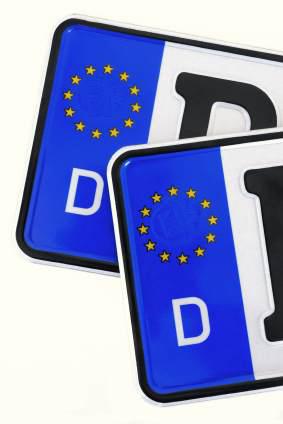 EU-skyltar